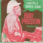 1971_Billy_Preston_I_Wrote_A_Simple_Song