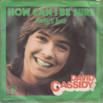1972_David_Cassidy_How_Can_I_Be_Sure