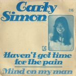 1974_Carly_Simon_Haven't_Got_Time_For_The_Pain