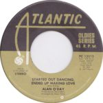 1977_Alan_O'Day_Started_Out_Dancing_Ended_Up_Making_Love