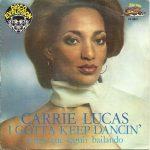 1977_Carrie_Lucas_I_Gotta_Keep_Dancin