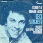 1977_Leo_Sayer_When_I_Need_You