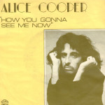 1978 Alice Cooper - How You Gonna See Me Now (US: #12  UK: #61)