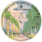 1978_Seals_Crofts_You're_The_Love