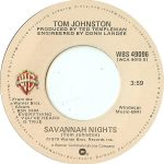 1979_Tom_Johnston_Savannah_Nights