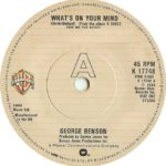 1980 George Benson - What's On Your Mind (US:#109 UK:#45)