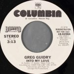 1982_Greg_Guidry_Into_My_Love