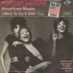 1982 Pointer Sisters - American Music (US:#16)