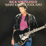 1982_Rick_Springfield_What_Kind_of_Fool_Am_I