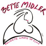 1983_Bette_Midler_Favorite_Waste_Of_Time