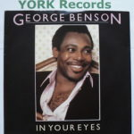 1983 George Benson - In Your Eyes (UK: #7)