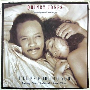 1990 Quincy Jones I 39 Ll Be Good To You Us 18 Uk 21 Sessiondays