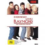 1996 TV Everybody Loves Raymond