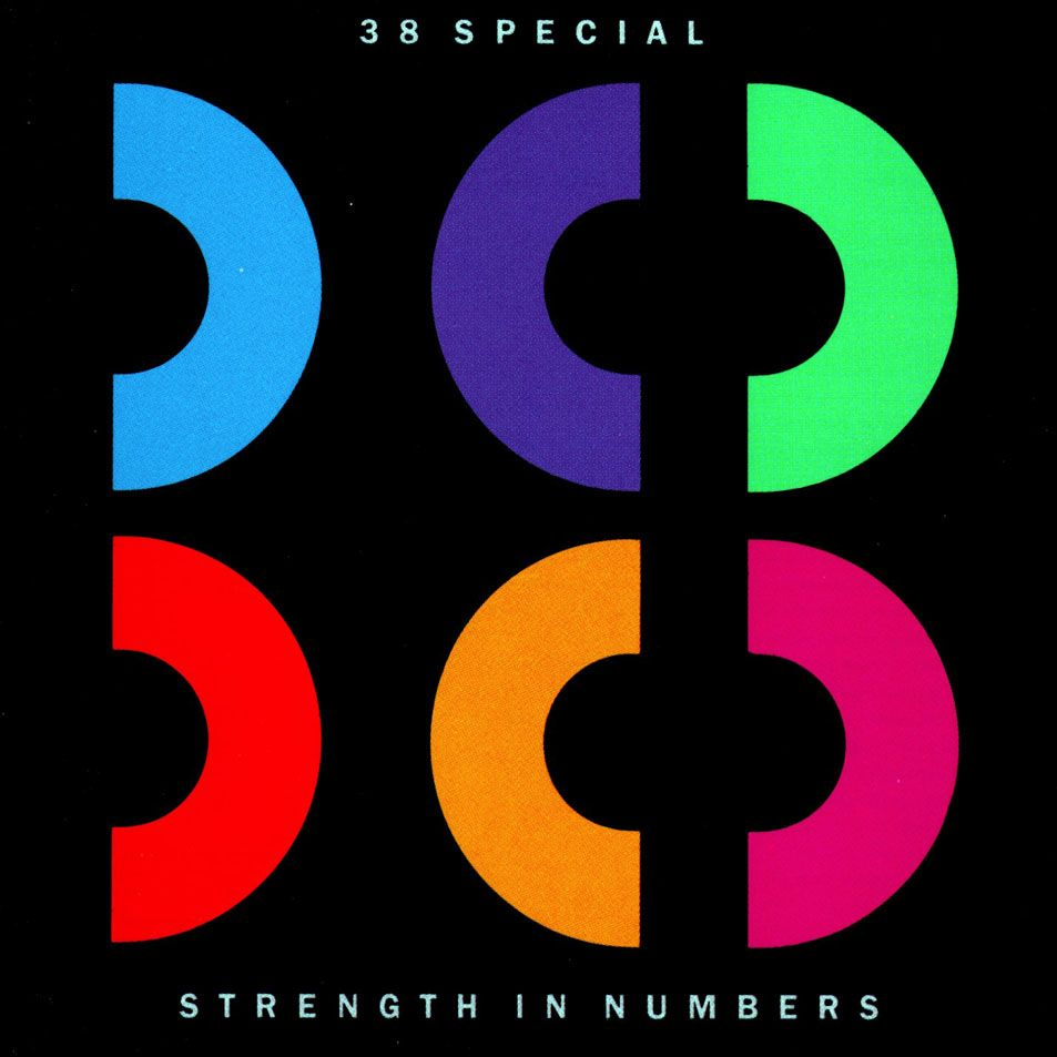 1986 38 Special – Strength In Numbers