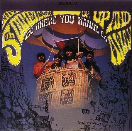 1967 The 5th Dimension – Up, Up And Away