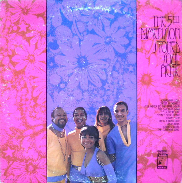 1968 The 5th Dimension – Stoned Soul Picnic