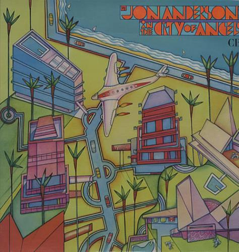 1988 Jon Anderson – In The City Of Angels