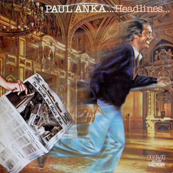 1979 Paul Anka – Headlines