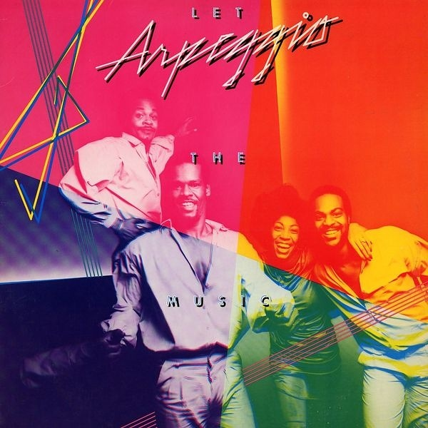 1978 Arpeggio – Let The Music Play