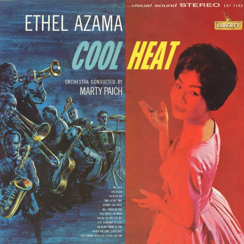 1960 Ethel Azama – Cool Heat