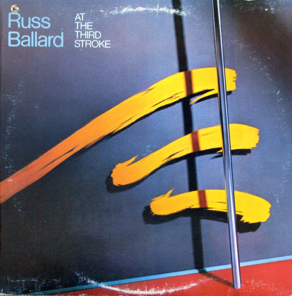 1978 Russ Ballard – At The Third Stroke