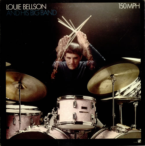 1977 Louis Bellson & His Big Band – 150 MPH