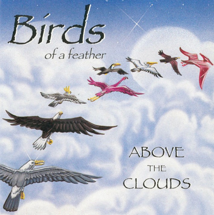 1994 Birds Of A Feather – Above The Clouds