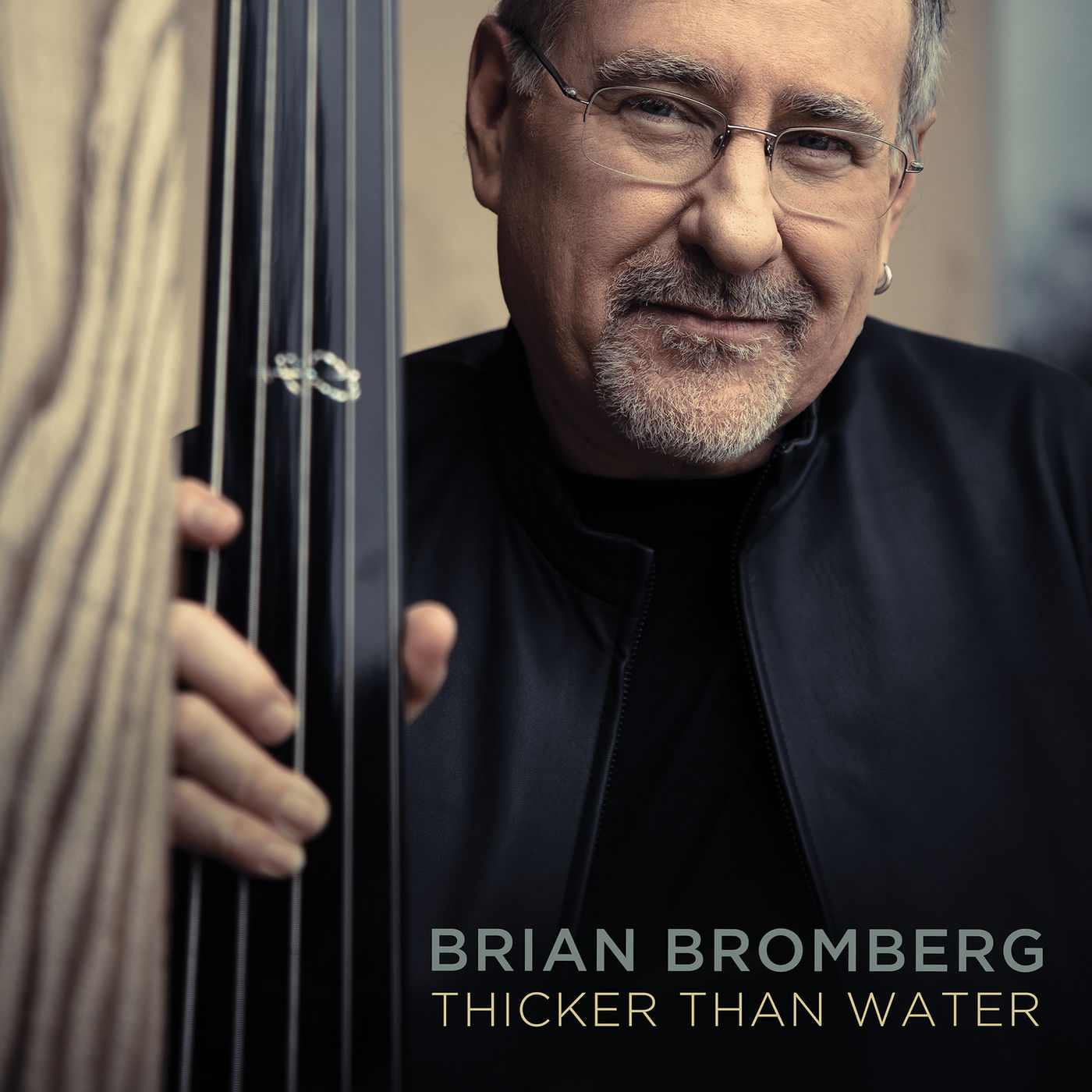 2018 Brian Bromberg – Thicker Than Water