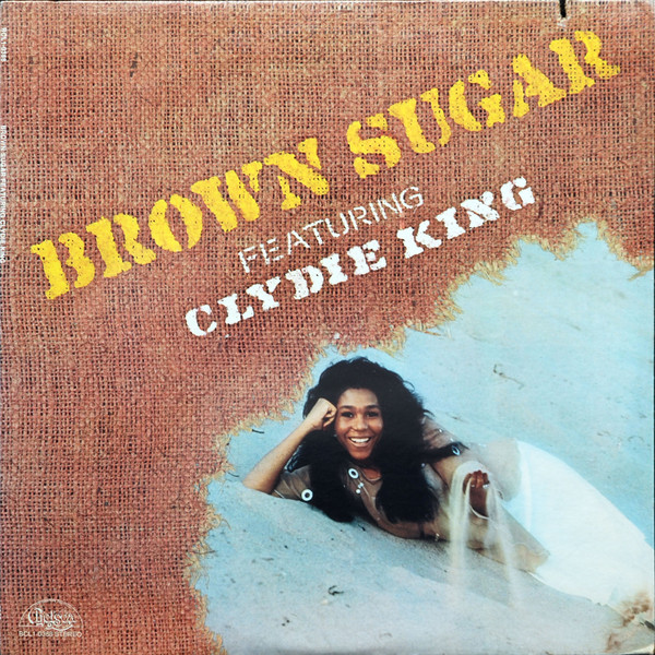 1973 Brown Sugar Featuring Clydie King – Brown Sugar