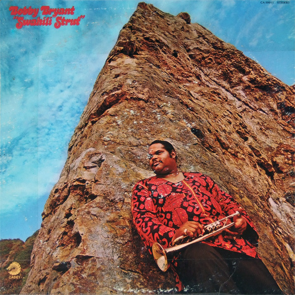 1971 Bobby Bryant – Swahili Strut