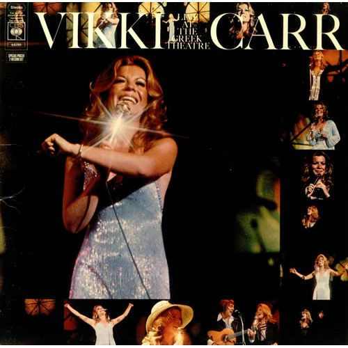 1973 Vikki Carr – Live At The Greek Theatre