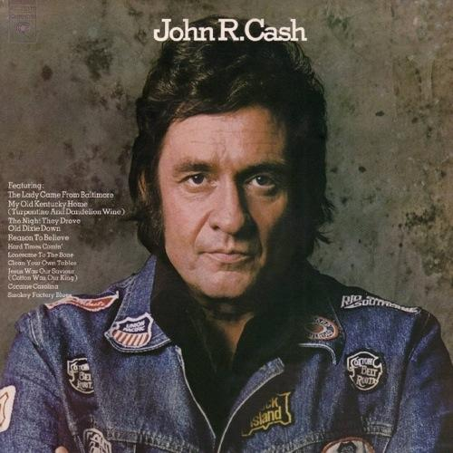 1975 Johnny Cash – John R. Cash