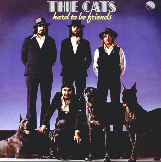 1975 The Cats – Hard To Be Friends