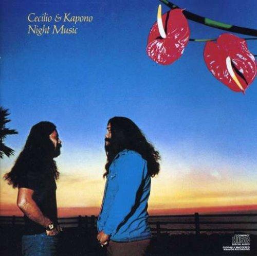 1977 Cecilio & Kapono – Night Music