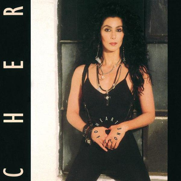 1989 Cher – Heart Of Stone