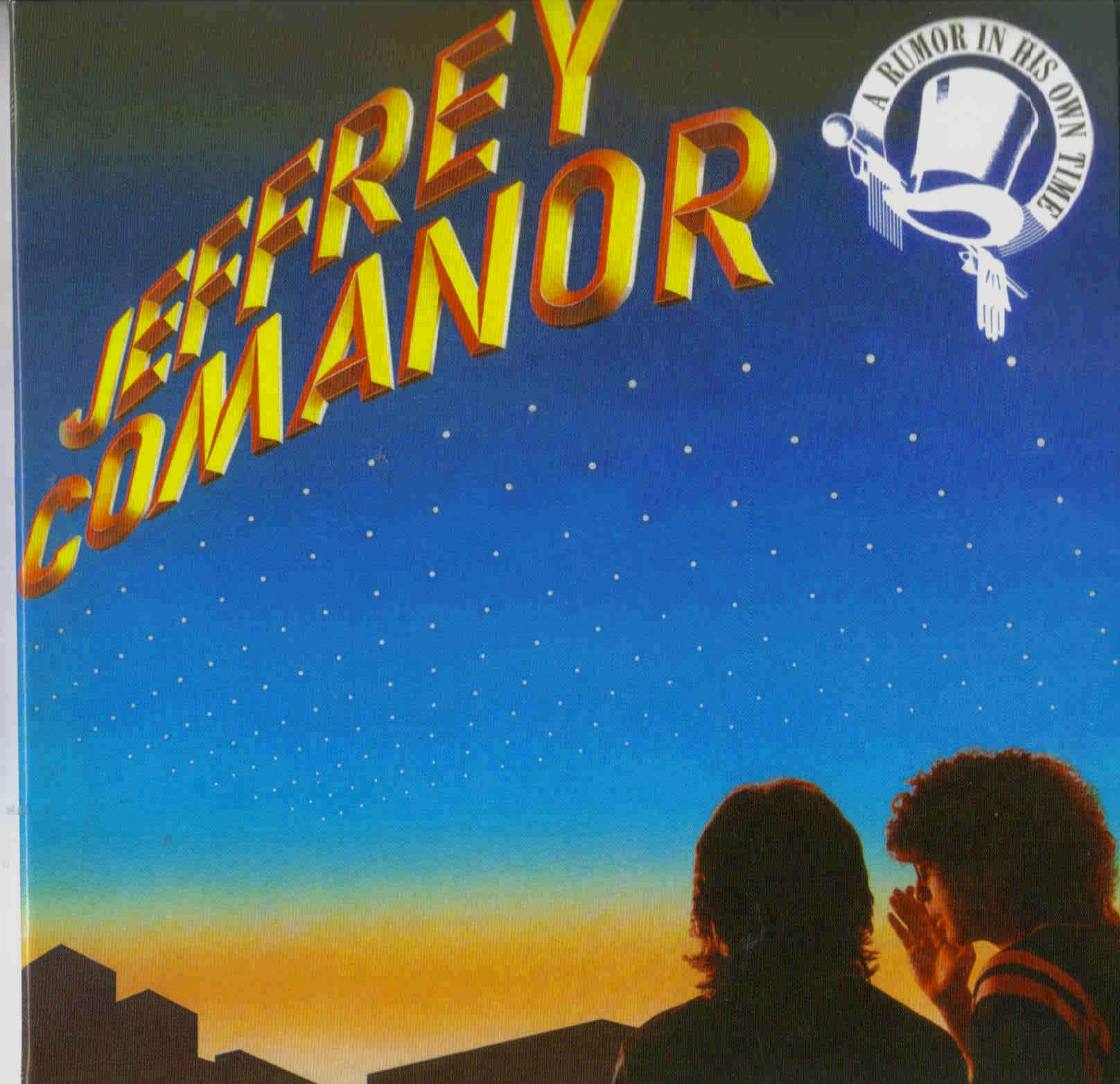 1976 Jeffrey Comanor – A Rumor In His Own Time
