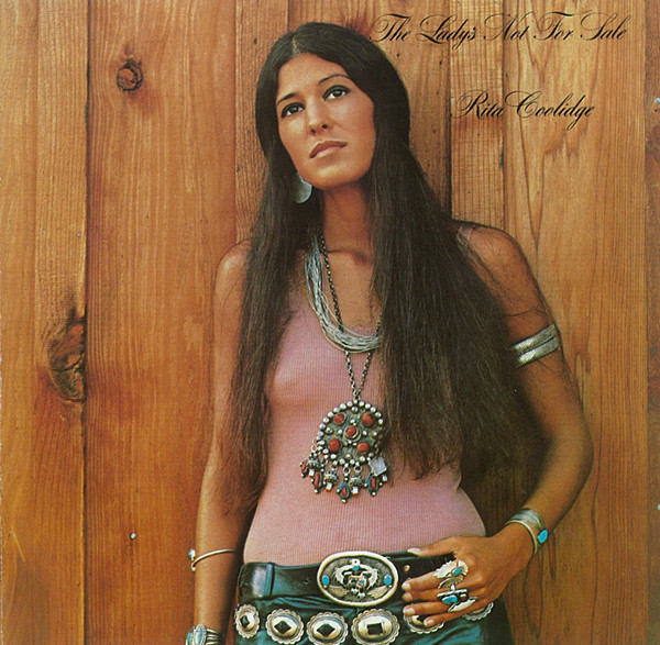 1972 Rita Coolidge – The Lady's Not For Sale