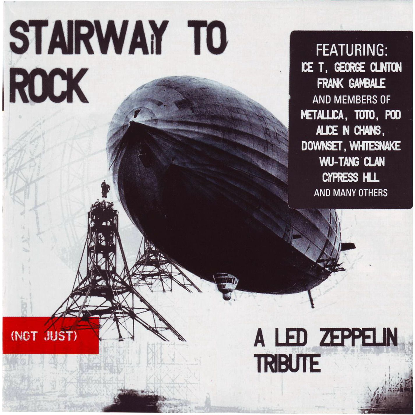 2003 Various – Stairway To Rock – A Led Zeppelin Tribute