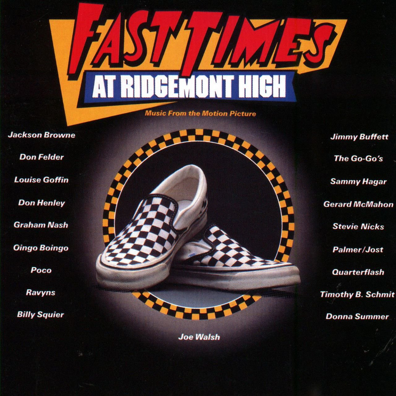 1982 Soundtrack – Fast Times At Ridgemont High