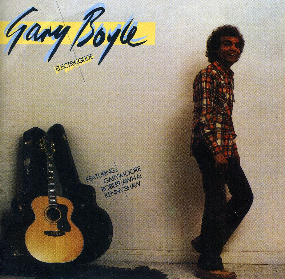 1978 Gary Boyle – Electric Glide