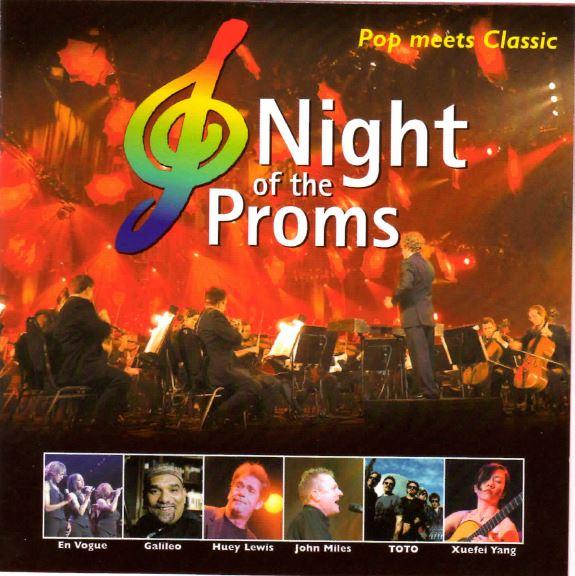 2003 Various – Nokia Night of the Proms 2003