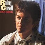 Crowell, Rodney 1986