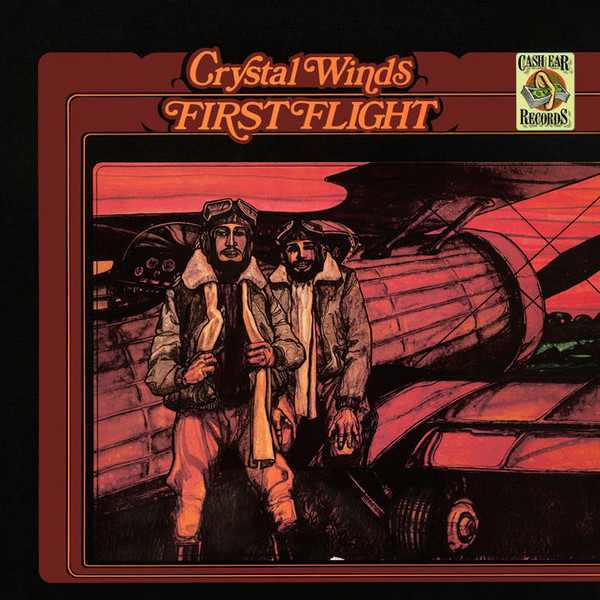 1982 Crystal Winds – First Flight