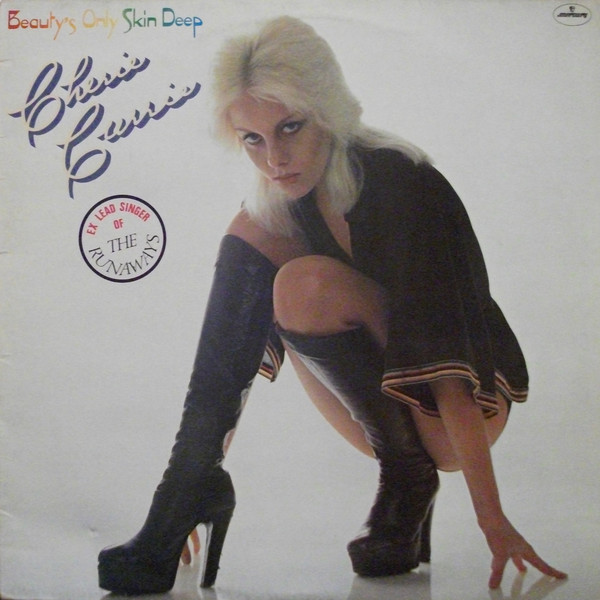 1978 Cherie Currie – Beauty's Only Skin Deep