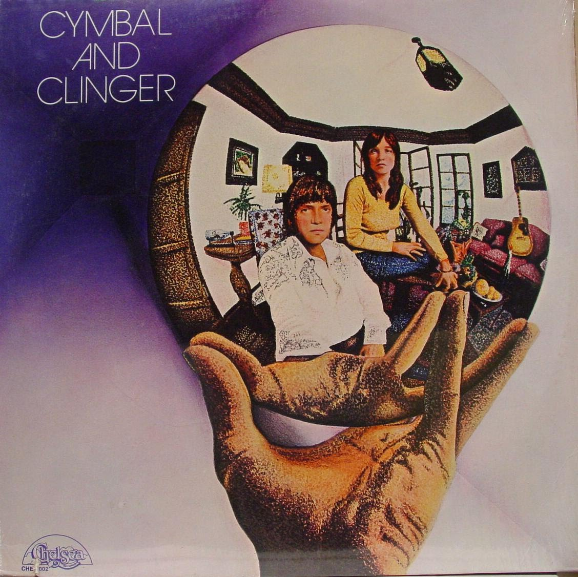 1972 Cymbal & Clinger – Cymbal & Clinger