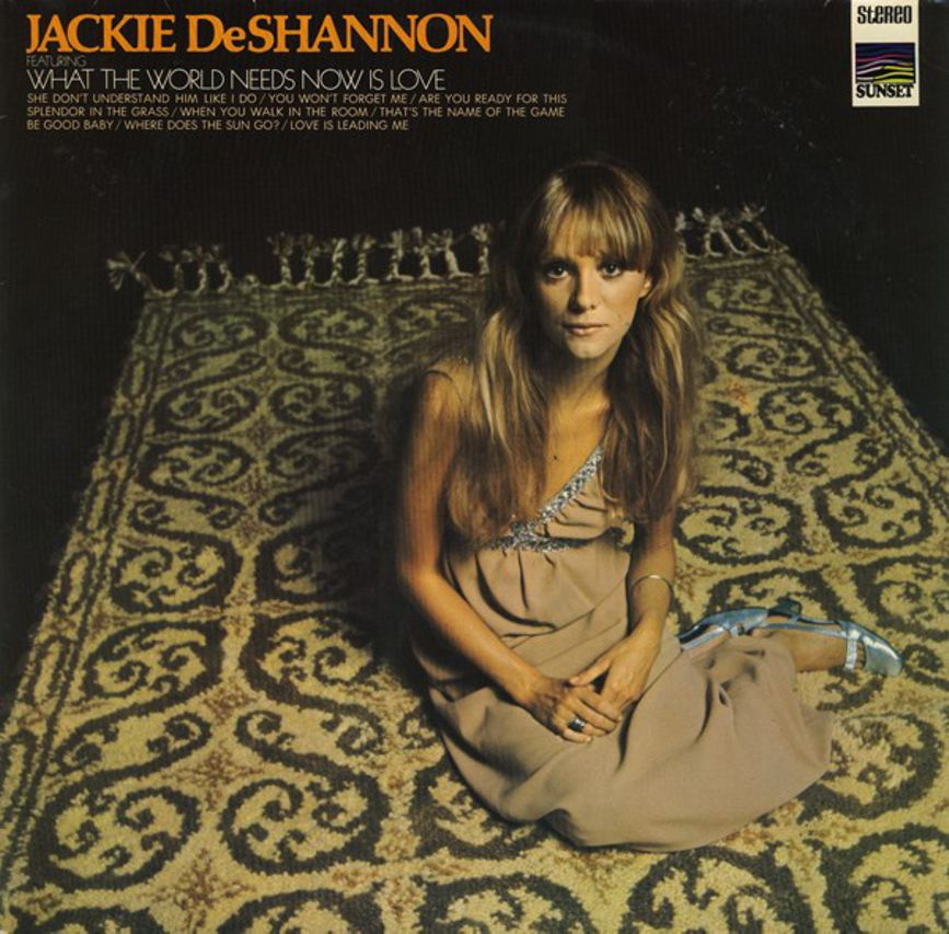 1970 Jackie DeShannon – What the World Needs Now Is Love