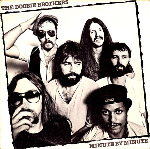 1978 The Doobie Brothers ‎– Minute By Minute