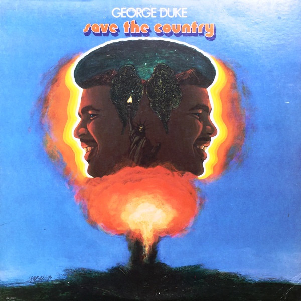 1970 George Duke – Save The Country