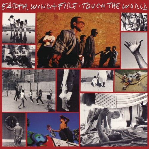 1987 Earth, Wind & Fire – Touch The World