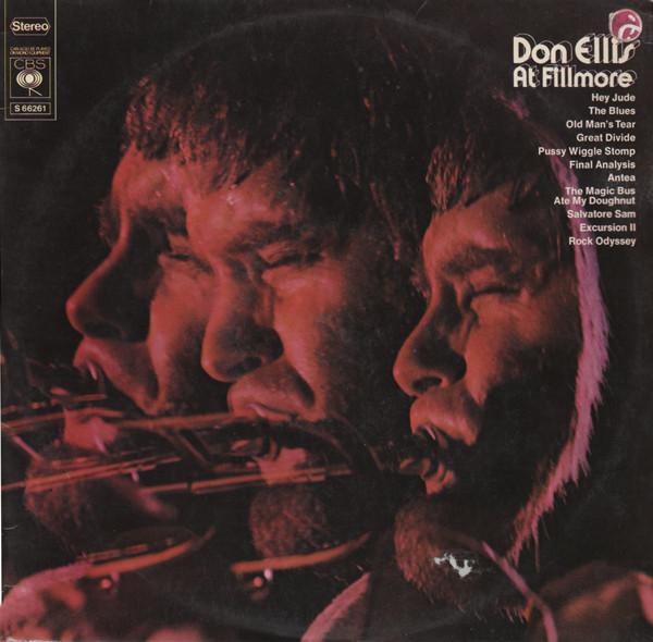 1970 Don Ellis – Don Ellis At Fillmore